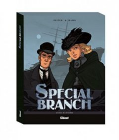 Special Branch, Tome 1 à 3 :