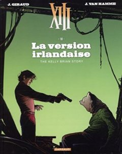 XIII - Nouvelle collection - tome 18 - La version irlandaise - William Vance - Jean Van Hamme -
