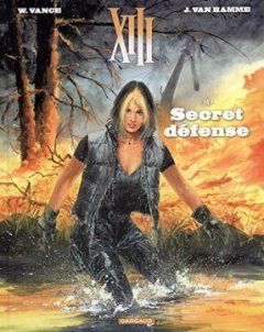 XIII - Nouvelle collection - tome 14 - Secret défense - William Vance - Jean Van Hamme -