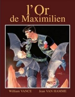 XIII - tome 17 - L'or de Maximilien (Tirage de tête) - William Vance - Jean Van Hamme -