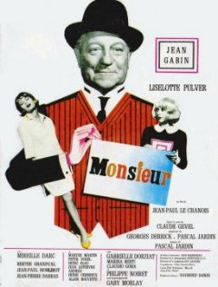 Monsieur - Jean-Paul Le Chanois