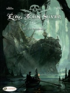 Long John Silver - tome 3 The emerald maze (31) - Xavier Dorison - Mathieu Lauffray