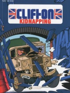 Clifton - tome 6 Kidnapping (06) - Turk - Bob De groot