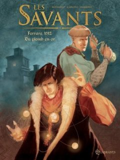 Les Savants T.1 - Stefano Carloni