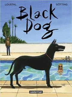 Black Dog - Jacques de Loustal