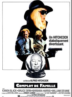 Alfred Hitchcock - COMPLOT DE FAMILLE (1976)