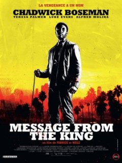 Message from the King - Fabrice Du Welz
