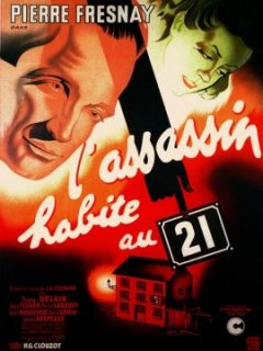 L'assassin habite… au 21 - Henri-Georges Clouzot