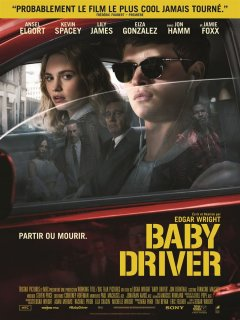 Baby Driver - Edgar Wright