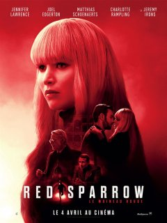 Red Sparrow - Francis Lawrence
