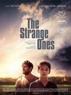 The Strange Ones - Christopher Radcliff - Lauren Wolkstein