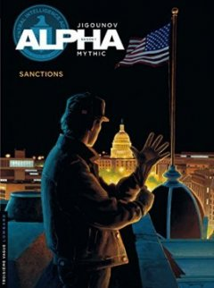 Alpha, tome 5 : Sanctions - Jigounov - Mythic