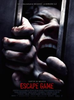 Escape Game - Adam Robitel
