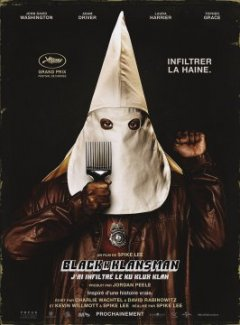 BlacKkKlansman (Grand Prix du Jury Cannes 2018) - Spike Lee