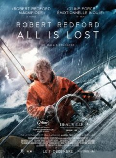 All is lost - J.C. Chandor