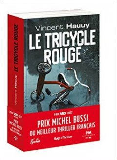 Le tricycle rouge - Vincent Hauuy