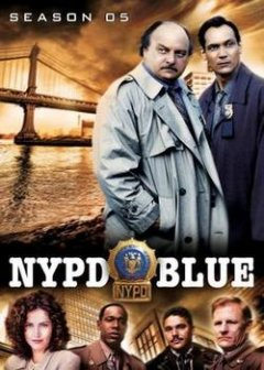 New York Police Blues - Saison 5