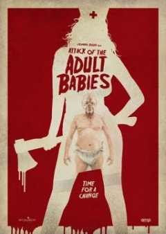 Attack of the adult babies - Dominic Brunt