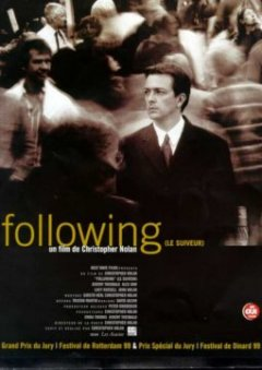 Following, le suiveur - Christophe Nolan