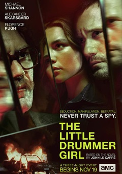 The Little Drummer Girl débarque sur CANAL+