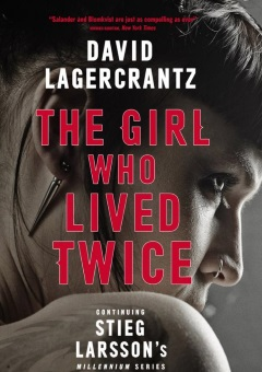 The Girl Who Lived Twice : Un booktrailer du prochain Millénium