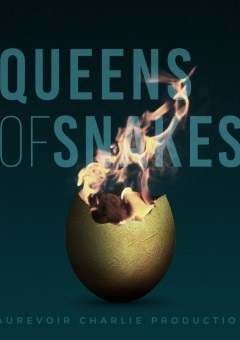 Queens Of Snakes - le thriller audio de Vincent Rebouah