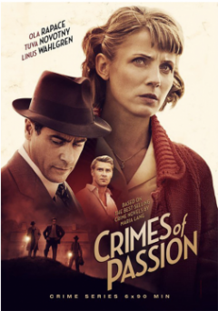 CRIMES OF PASSION - SAISON 1
