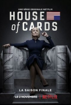 House of Cards - saison 6
