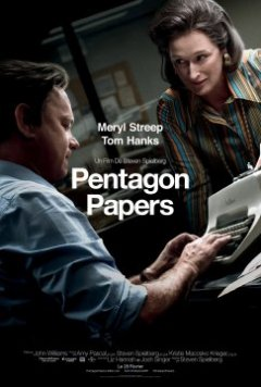 Pentagon Papers - Steven Spielberg