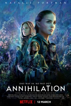 Annihilation - Alex Garland